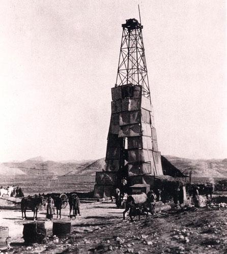 گاز در ایران