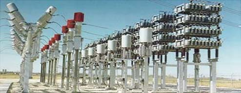 بانک های خازنی در شبکه توزیع برق