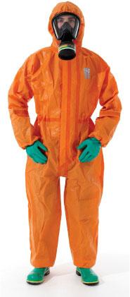 لباس حفاظت فردی