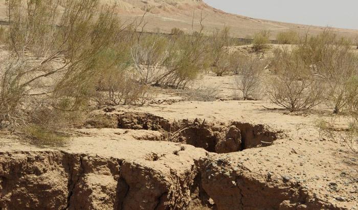 فرونشست زمین در ایران