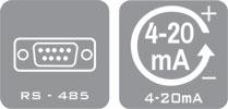 ماژول ارتباطی 4 تا 20 میلی آمپر AOE-429