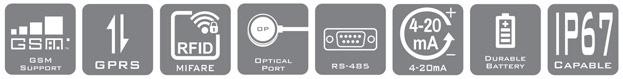 کنتور حجمی هوشمند الکترومغناطیس آب باتری بیس MWM-520